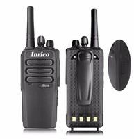 Original Inrico public network walkie talkie radio wifi WCDMA GSM 3G Trunking Public Network Radio two way radio