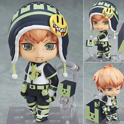 NEW hot 10cm Q version DRAMAtical Murder Noiz movable action figure toys collection christmas toy doll with box new hot 13cm sailor moon action figure toys doll collection christmas gift with box