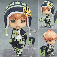 NEW hot 10cm Q version DRAMAtical Murder Noiz movable action figure toys collection christmas toy doll with box
