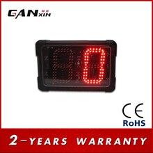 [GANXIN] 2 цифровой 5 дюймов электронной цифровой светодиодный дисплей счетчика высокое качество дистанционного управления светодиодный цифровой отсчет счетчика