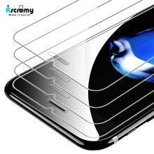 10 قطعة 9H شاشة حامي ل فون 11 برو 12 البسيطة X XS ماكس XR 8 زائد 7 6 6S 5S 5C 8 زائد 5SE 5 4s الزجاج المقسى واقية
