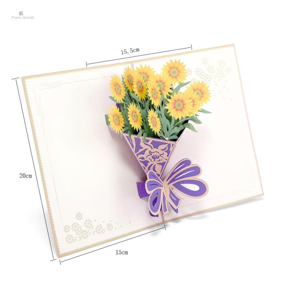 aliexpress  buy paper spiritz laser cut 3d flower