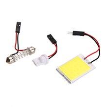 COB LED Panels, T10 Light Adapters and Festoon Light Adapters