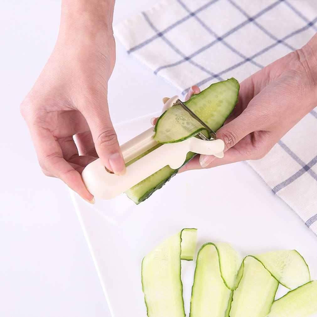 Многофункциональный Нож для удаления кожуры фруктов овощей Zester лезвия из нержавеющей стали репа слайсер Резак Кухня офис гаджеты