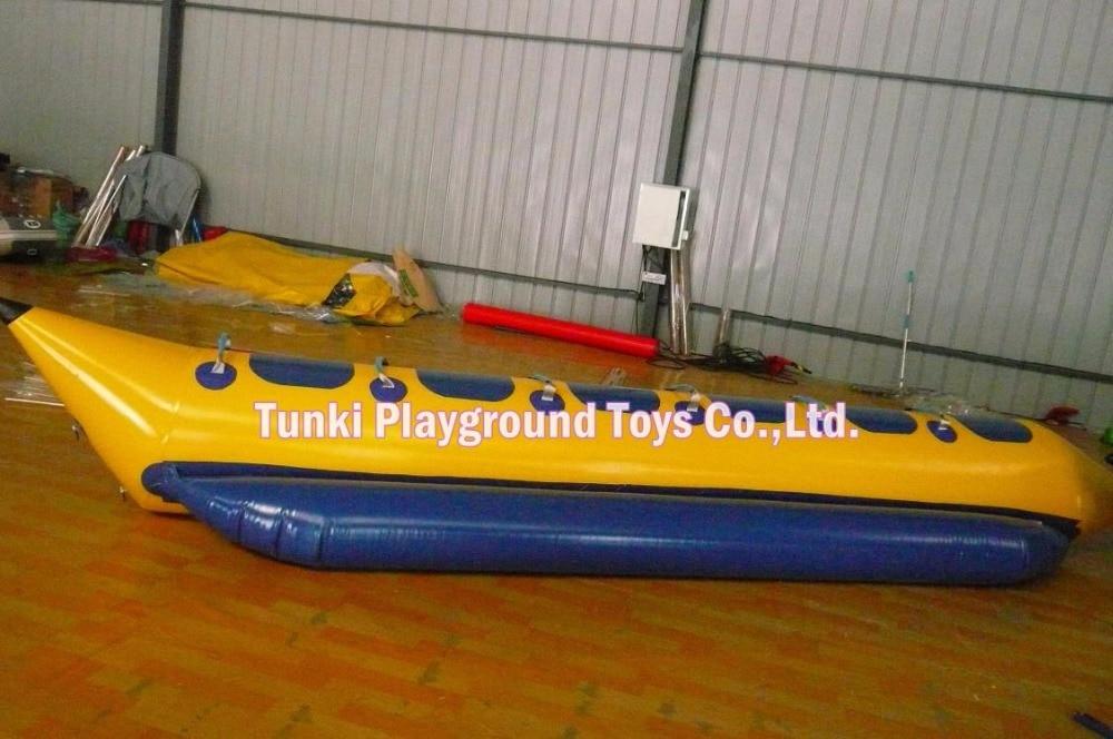 shitje më e mirë e anijes banane të inflatable për - Sporte ujore - Foto 1