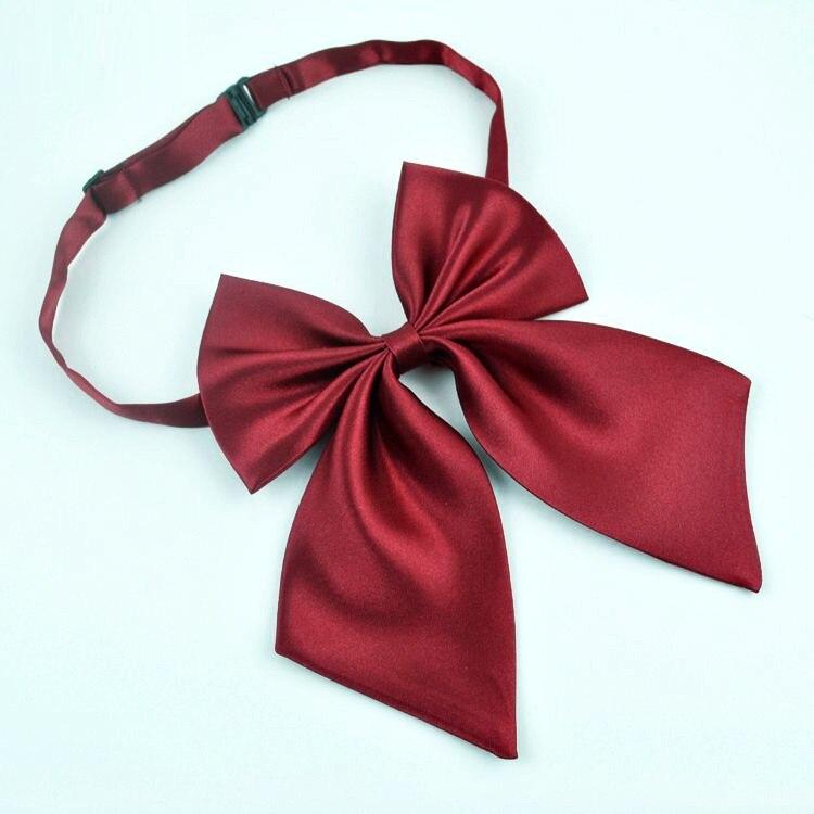Mujeres Pajaritas Comerciales Color Sólido Matrimonio Corbata Para - Disfraces - foto 6