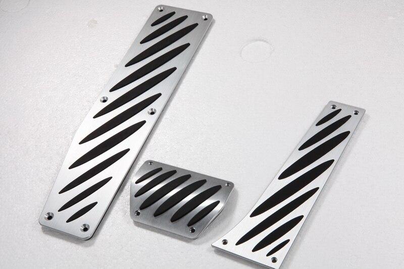 P Style rattrapage automatique pédale D'accélérateur 3 pièces Pour BMW Série 3 E46 E90 E92 E93