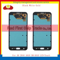 5 7 For Samsung Galaxy A8 2016 A810 SM A810 Full Lcd Display Touch Screen Digitizer