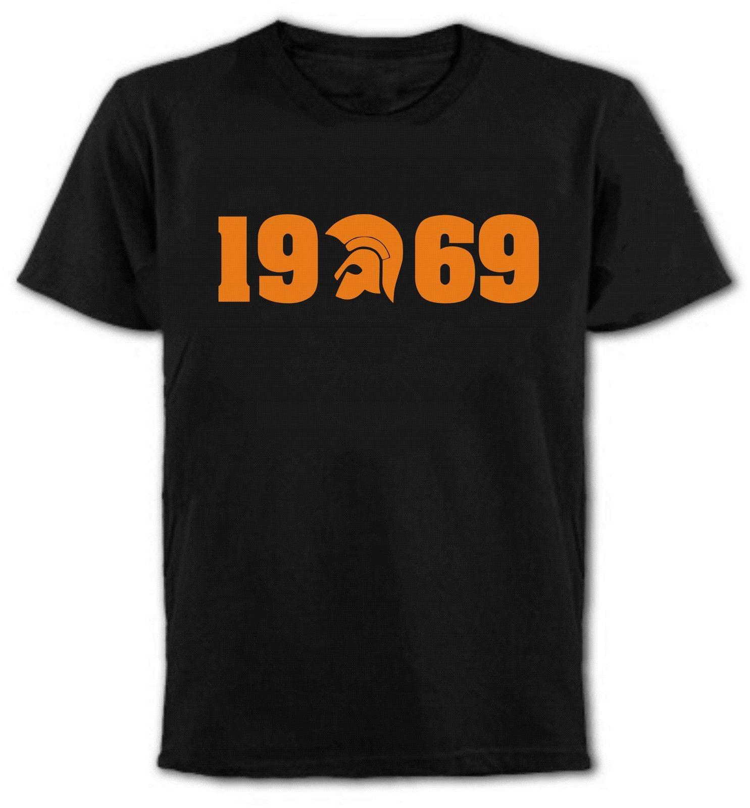 Design t shirt reggae - T Shirt 2017 Newest Men S 1969 Reggae Ska Skinhead Mod Rude Boy O Neck Short Design T Shirts