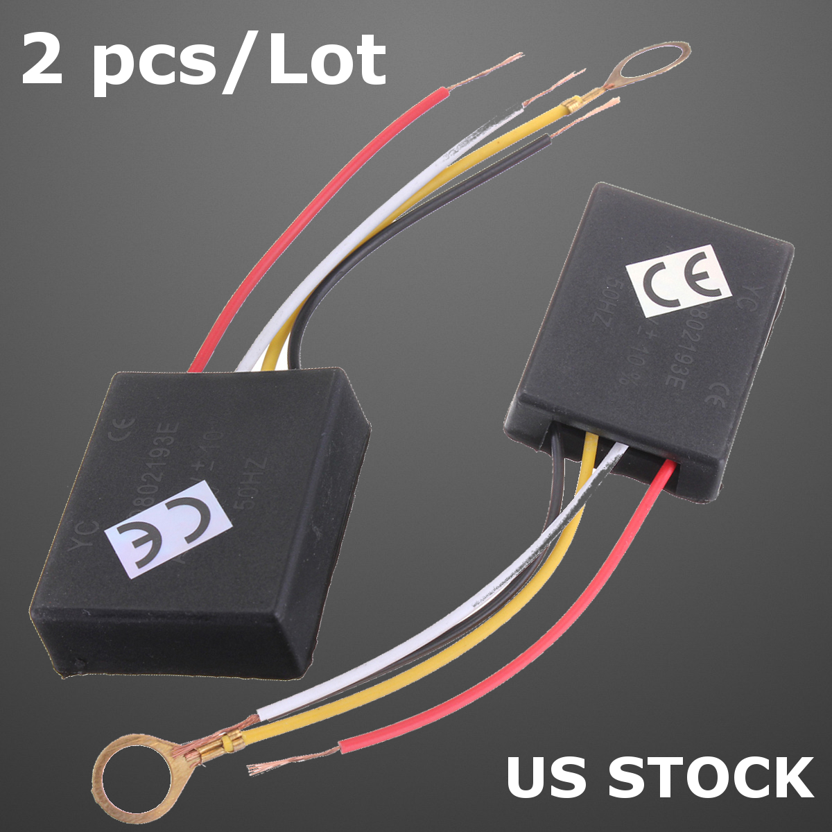 1pc 3 Way Ac 150w Desk Light Parts Touch Control Sensor Lamp Switch Wiring A 2pcs Ac100 240v Dimmer