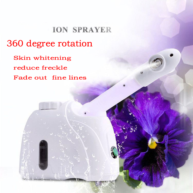 220 V Herb aroma ozone beauty salon facial steamer face spa for vaporizer for facial sauna spa home use hot thermal Sprayer new original inverter cimr jb4a0009baa 3kw 380v