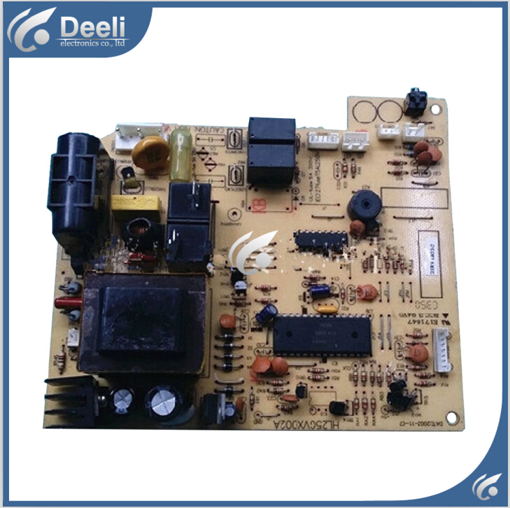 95% new good working for Hualing air conditioning Computer board HL25GVX002A control board (warm cold )on sale