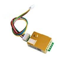 MH-Z19B инфракрасный NDIR CO2 Сенсор газа 0-5000ppm MH-Z19 UART ШИМ, для HVAC холодильной и Крытый мониторинга качества воздуха
