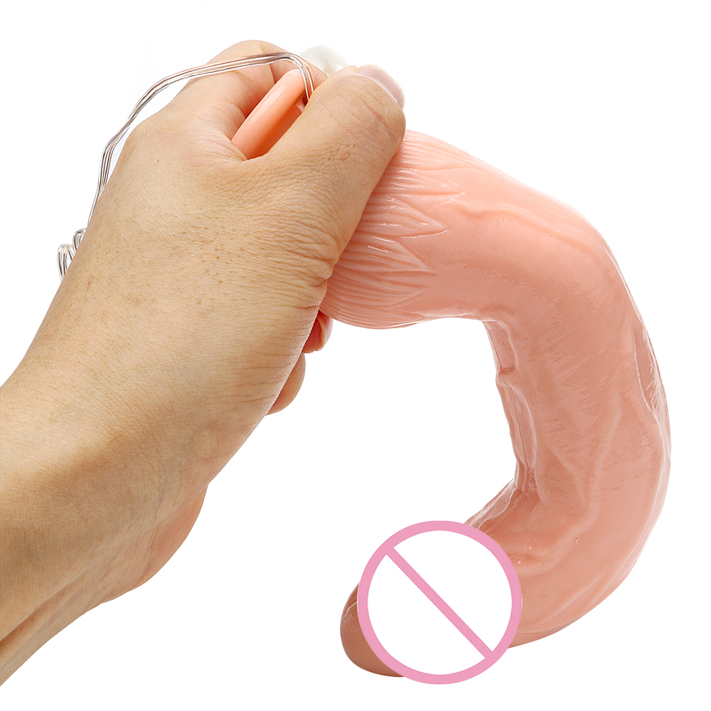 IKOKY Vibrating Penis Squirting Cock Sex Toys for Woman Realistic Vibrator  with Suction Cup Orgasm Ejaculating Dildo-in Dildos from Beauty   Health on  ...