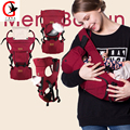 2017 Nueva Moda Bebé Portador Hipseat Bebé Portador de Bebé Multifuncional Wrap Eslingas Para Bebés Mochila Ergonómica Mbd-8820