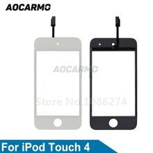6b590e4874e Aocarmo nuevo blanco/Negro pantalla táctil digitalizador para iPod Touch 4  4th(China)
