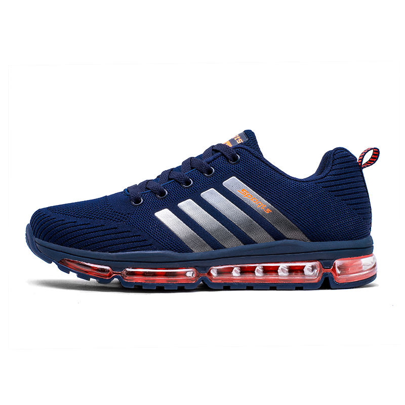 Hot Sale Running Shoes Air Cushion Men Sports Shoes Brethable Super Cool Sneakers Women Professional Zapatos Para Correr ...