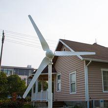 1000W horizontal wind turbine generator