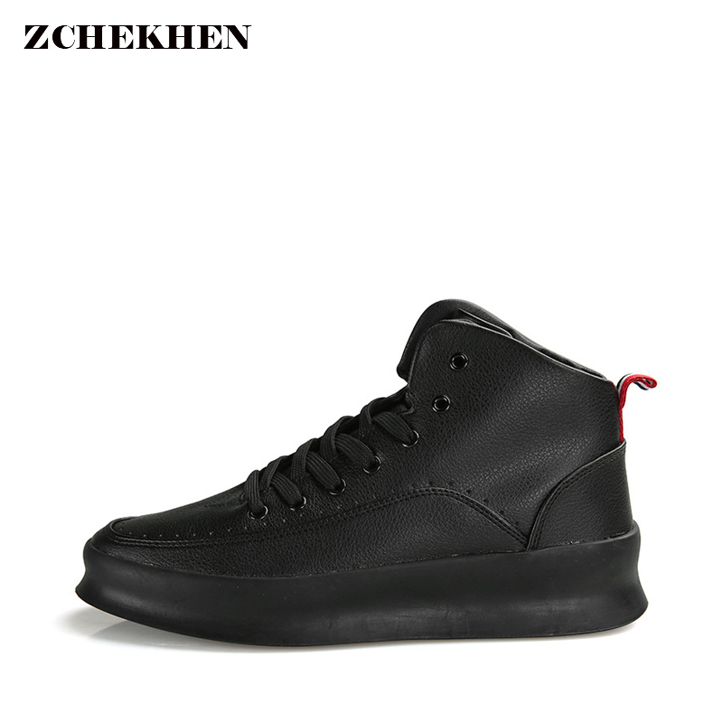 2018 men high top kanye justin cool Mens Casual Shoesmale motorcycle sneakers hip hop designer brand height increase owen botas euramerican style baggy hip hop men jeans widened increase skateboard pants comfortable mid waist casual mens streetwear jeans