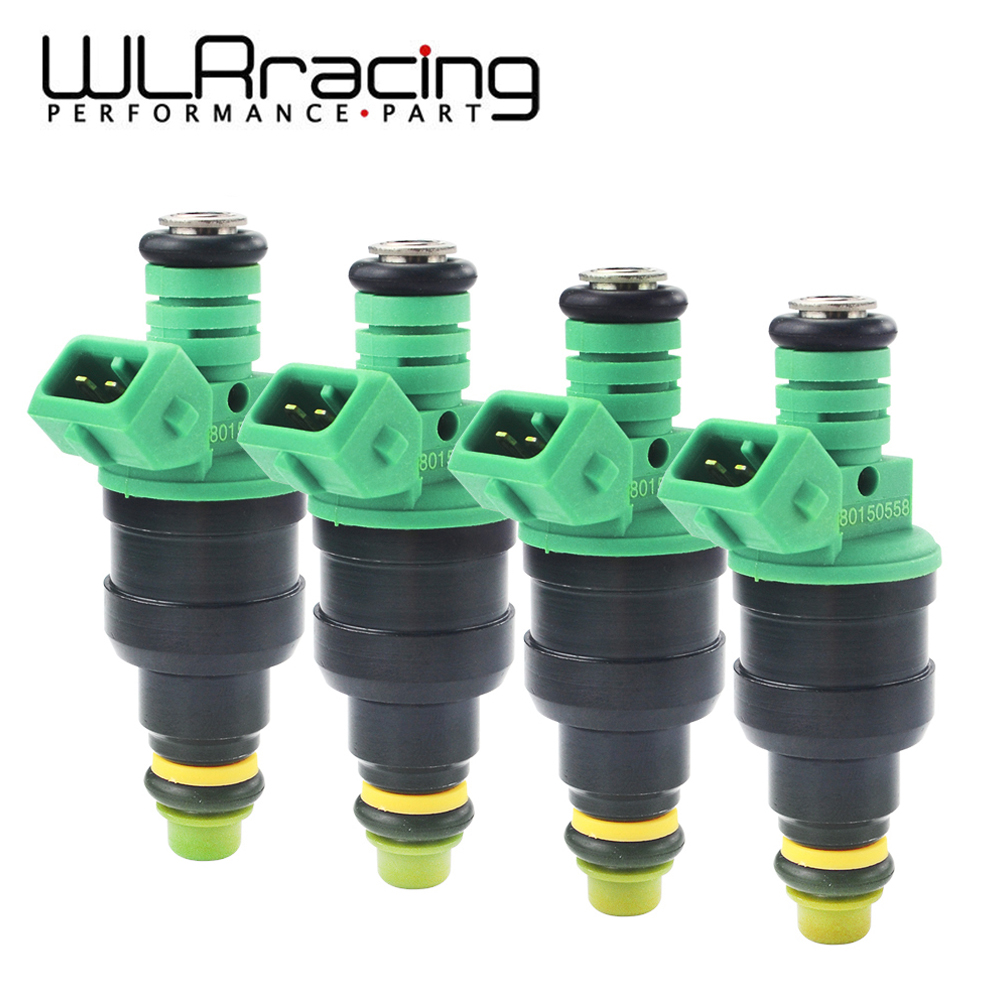 4 PCS/lot High Performance 440cc Universal Ev1 Fuel Injector 0280150558 For Ford AUDI BMW VW Tuning Racing