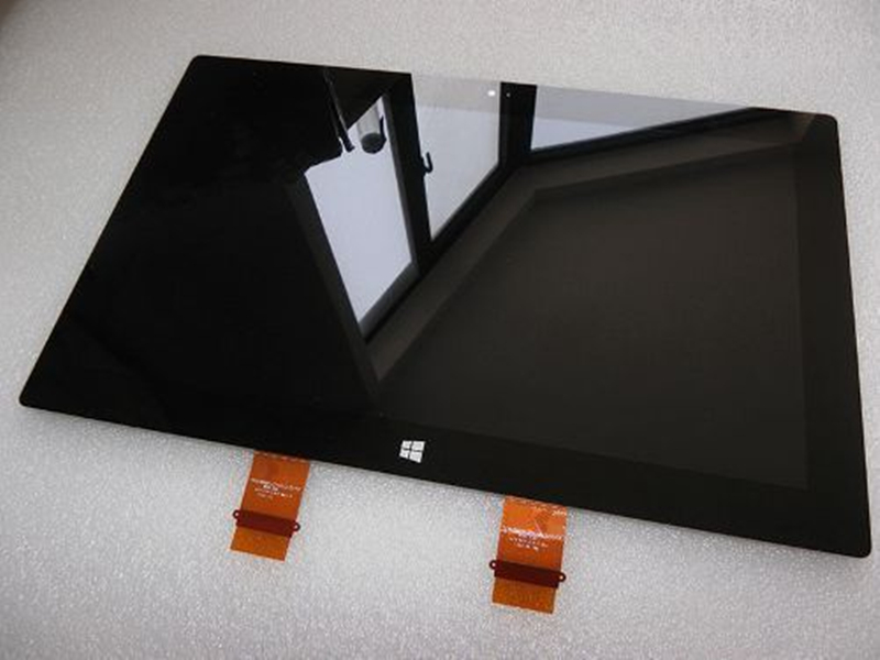 10.6 Inch Original for Microsoft Surface Pro 2 1601 LCD Display With Touch Screen Digitizer Free Shipping