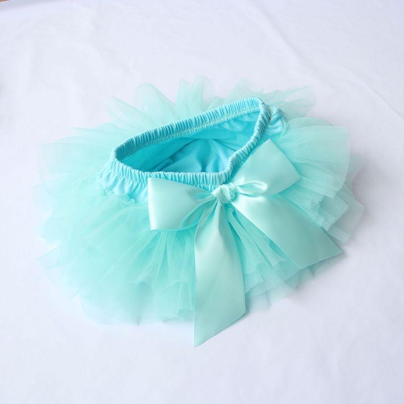 Baby Cotton Chiffon Ruffle Bloomers cute Baby Diaper Cover Newborn Flower Shorts Toddler fashion Summer Clothing 7