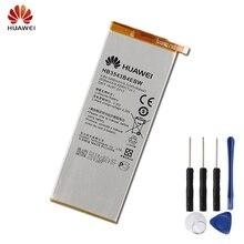 HUAWEI HB3543B4EBW Genuine Battery For Huawei L09 L00 L10 L05 L11 Ascend P7 L07 2460mAh Phone Battery + Tool все цены