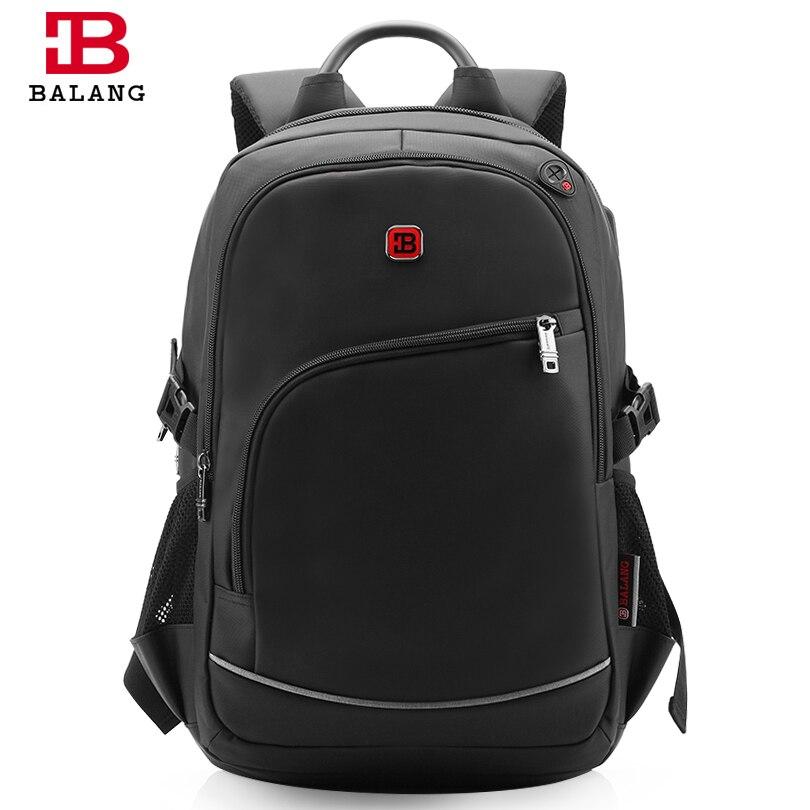 ec31ecdd1a58 BALANG брендовые деловые рюкзаки для мужчин колледж моды школьные рюкзаки  для подростков мальчиков и девочек сумки для ноутбуков модные   Рюкзаки с  ...