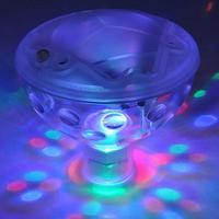 Солнечный свет плавающей Солнечный бассейн подводный светодиодный свет автоматического Цвет Изменение Свет Солнечный пруд светодиодный с...