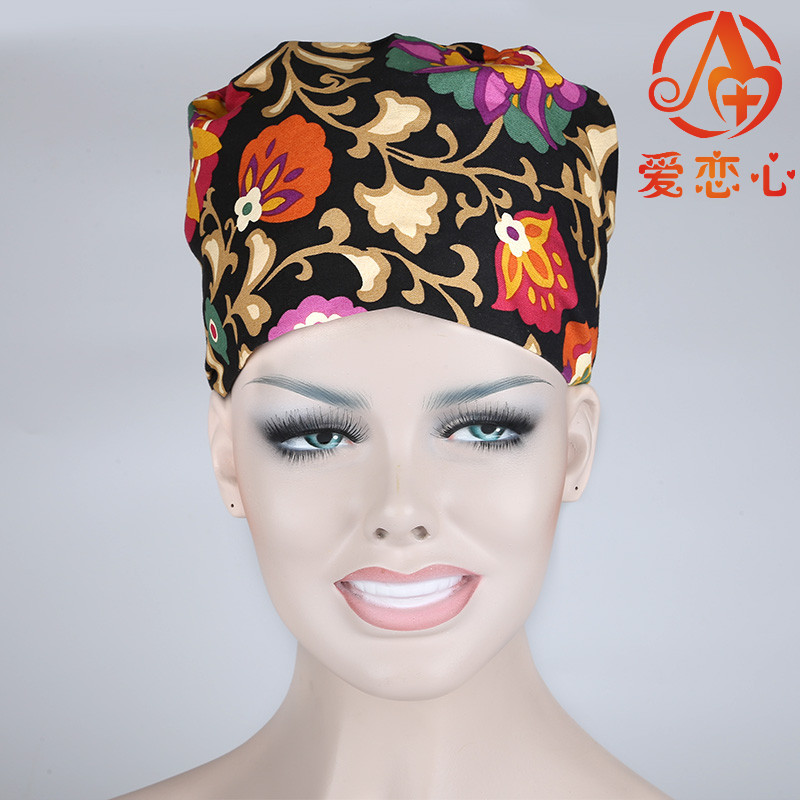 Clothing Women surgical caps for doctors and nurses 100% Cotton scrub Cap for short hair with Sweatbands Comfotably ALX-82 saint seiya saint cloth myth hades pvc action figure collectible model toy