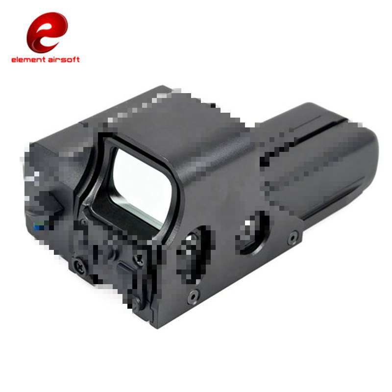 Element Rifle Sight Eolad With 2 Laser Device 522 Set Red Dot Scope EX187