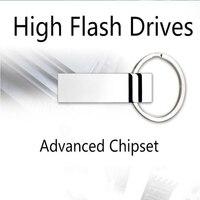 Pendrive 256GB 128GB Usb 3.0 Flash Drive Pen Drive Waterproof Metal U Disk Memoria Usb Cle Memory Usb Stick Flash P50