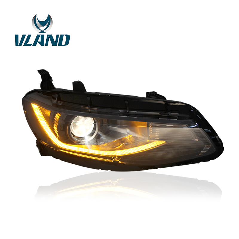 VLAND Factory For Car Head Lamp For Malibu XL LED