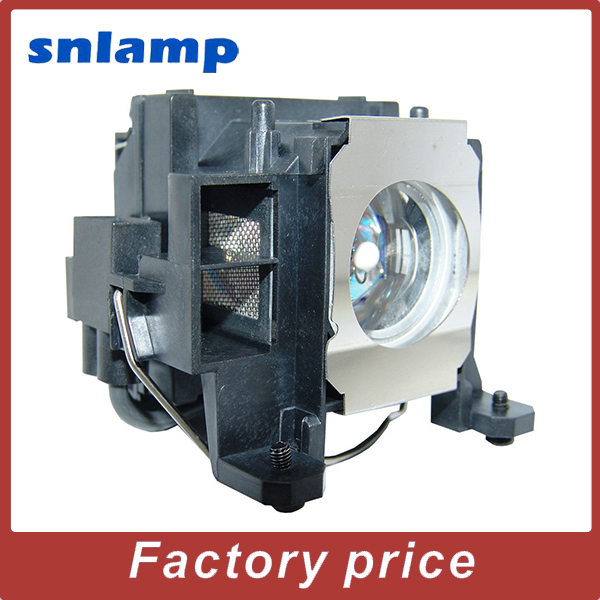 цена на Hot sale Snlamp replacement Projector Lamp ELPLP48 V13H010L48 for EMP-1730W EMP-1735W Powerlight 1716 EMP-1730 EMP-1735