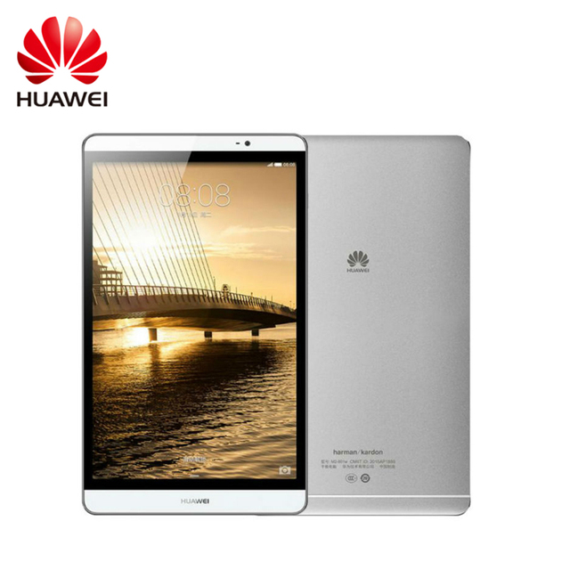"8.0 ""Huawei MediaPad М2 3 ГБ RAM 16 ГБ ROM Android Tablet PC Кирин 930 Octa Core 8MP 1920*1200 OTG GPS"