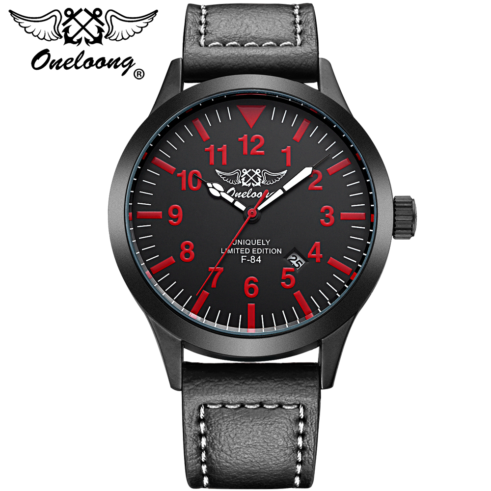 Reloj Hombre Oneloong Brand Simple Fashion Casual Avi @