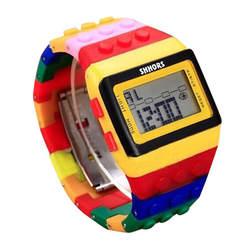 TZ #503 унисекс красочные цифровые наручные часы Бесплатная доставка