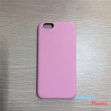 Высокая силиконовый чехол для iPhone 5 5S SE 6 6 S для iPhone 6 Plus 6 S 7 Plus крышка Розничная упаковка Бесплатная доставка с логотипом