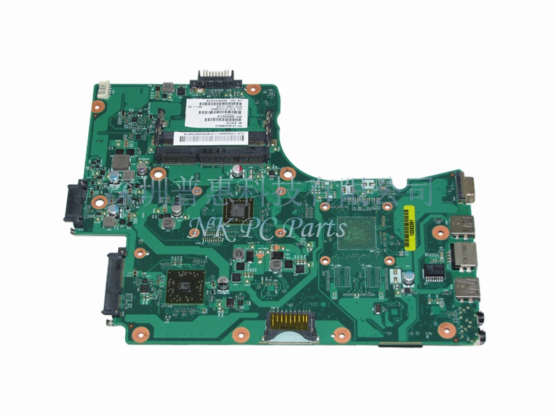 V000225210 Main Board For Toshiba Satellite C655D Laptop Motherboard / System Board E300 CPU DDR3 h000042190 main board for toshiba satellite c875d l875d laptop motherboard em1200 cpu ddr3