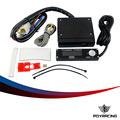 PQY RACING Car Turbo timer Type0  with LED dispaly Color White Led PQY4702W