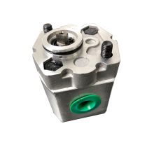 Hydraulic gear oil pump CBK-F0.5 CBK-F1.0 CBK-F1.2 CBK-F1.6C CBK-F2.0 CBK-F2.1C high pressure pump 20Mpa clockwise hydraulic oil pump gear pump cb b20 low pressure pump