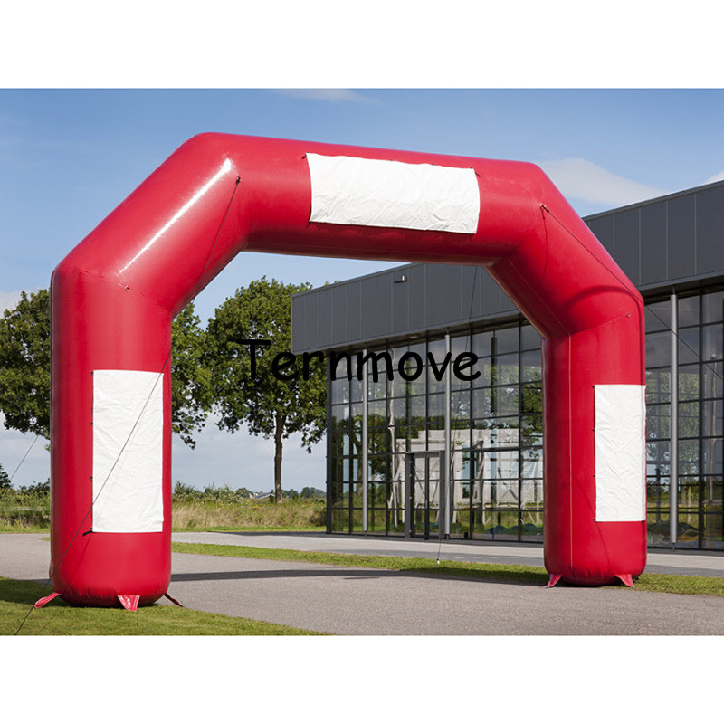 Inflatable Airgate archway Event Entrance Finish Line for Sports Events,inflatable arch gate with removable banner for racing r0163 free shipping cheap inflatable arch halloween inflatable arch inflatable welcome arch inflatable finish line arch for sale
