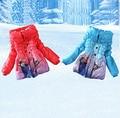 KAMIMI Anna Elsa meninas inverno para baixo casaco meninas manga longa roupas Crianças snow queen crianças inverno casaco quente roupas xym1685