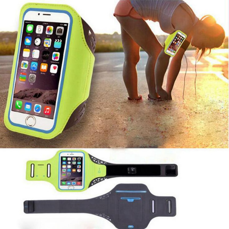 Armbands Mobile Phone Accessories Waterproof Universal Brassard Running Gym Sport Armband Case Mobile Phone Arm Band Bag Holder For Iphone Smartphone On Hand Moderate Price