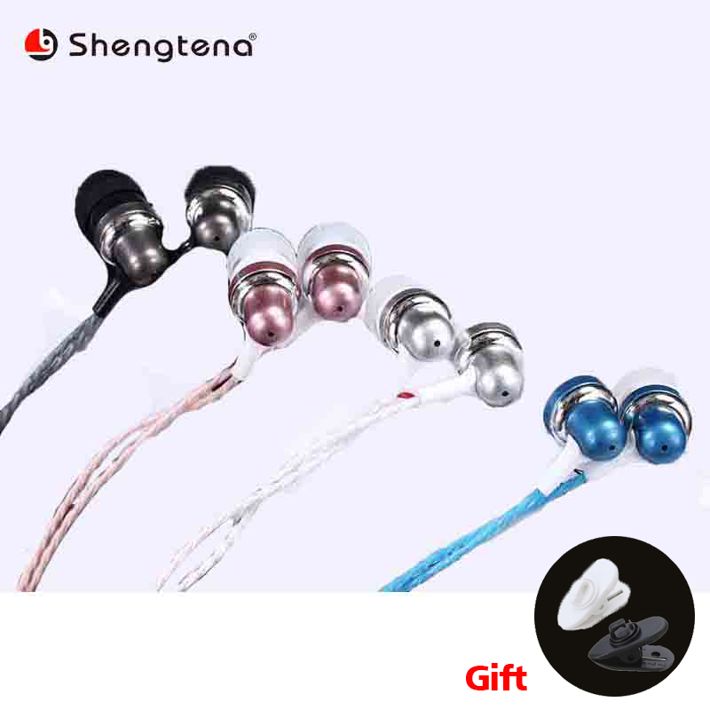 Sport Earphone With 3.5MM Microphone Wired Magnetic Gaming Headset Stereo Bass Earbuds Computer Earphone For Sport Earphone
