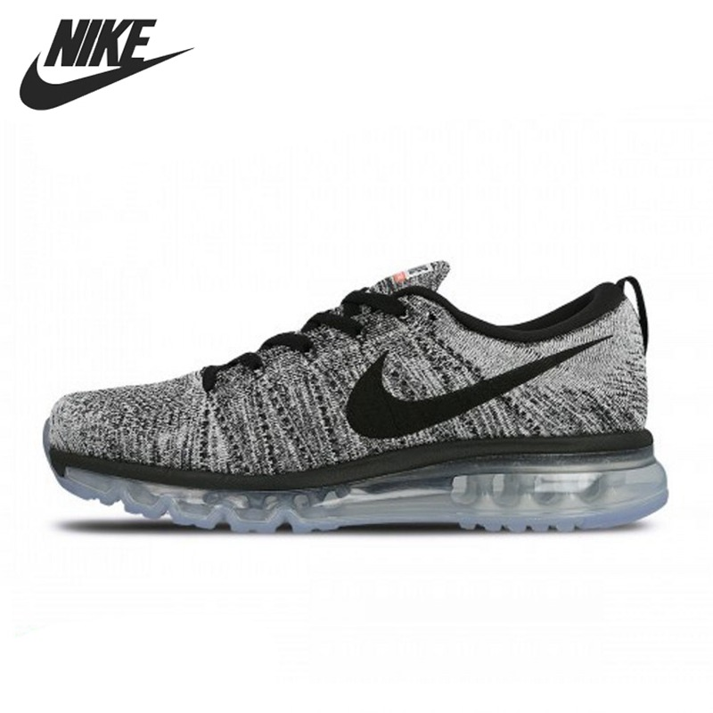 Original New Arrival NIKE FLYKNIT MAX Men's Running Shoes Sneakers image