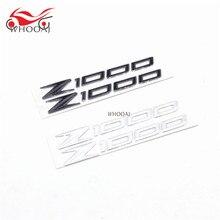 Эмблема мотоцикла переводная картинка 3D Танк колеса наклейка с логотипом для KAWASAKI Z1000