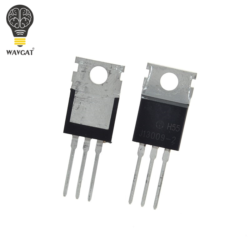 Кристаллический Триод MJE13009 FJP13009 J13009 13009 TO-220, высоковольтный, быстрый переключатель, силовой транзистор NPN