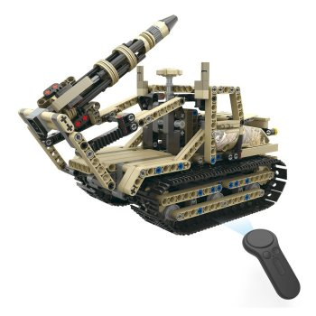 Remote Control Self Propelled Missile Launcher/Humvee