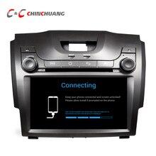 1024*600 Quad Core Android 6.0 dvd-плеер GPS для Chevrolet Trailblazer Колорадо S10 с радио, USB, Зеркало Ссылка, Wi-Fi, 4 г
